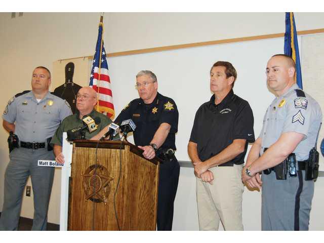 Law enforcement, businesses team up for memorials