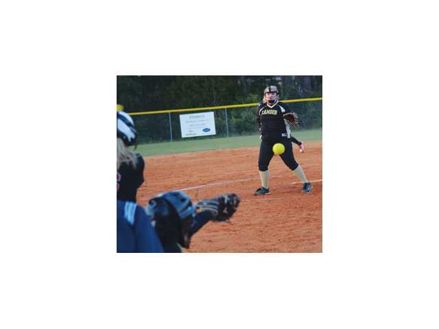 Young Lady Bulldogs put up a fight in a 12-2 loss to Cardinal Newman