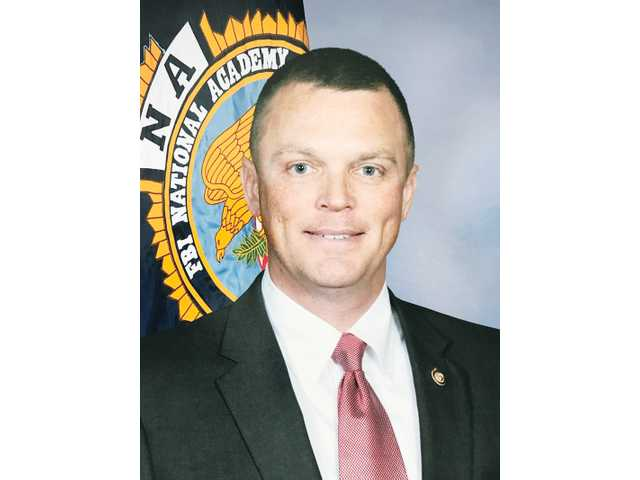 Boan graduates from FBI Academy