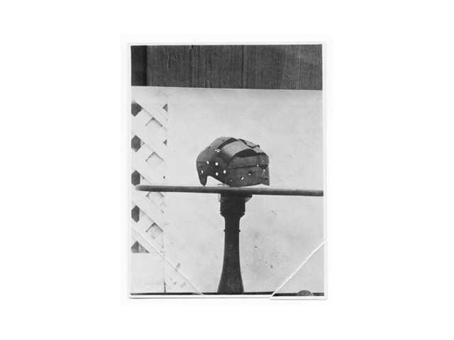 The saga of baron dekalb 39 s helmet for Colonial motors camden de