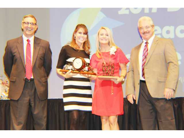 ATEC's Brooke Bradshaw is KCSD Teacher of the Year