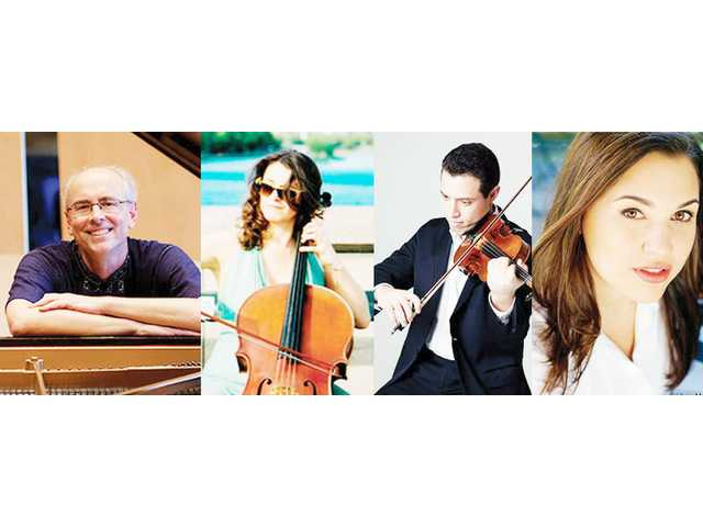 Chamber Music Series finale is Thursday