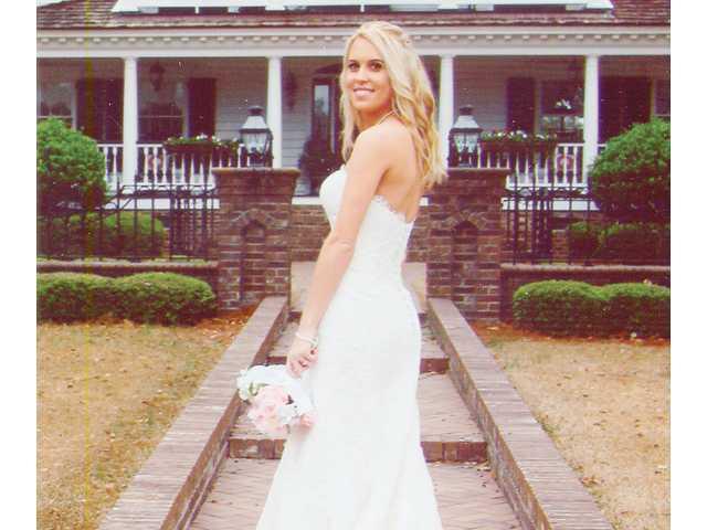 Amelia Martin weds Nicholas McManus