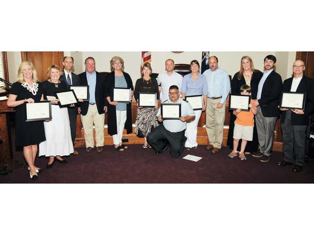 City presents preservation awards