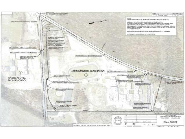 Walking trail may be installed at NCHS