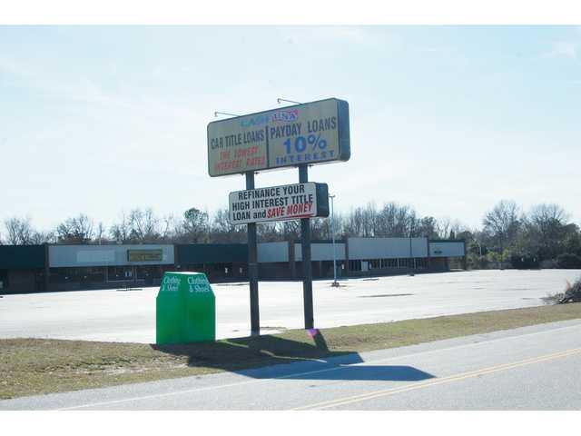 Old Bi-Lo shopping center to be annexed
