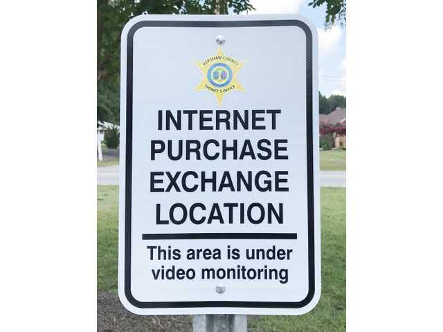 KCSO creates internet exchange safe zone