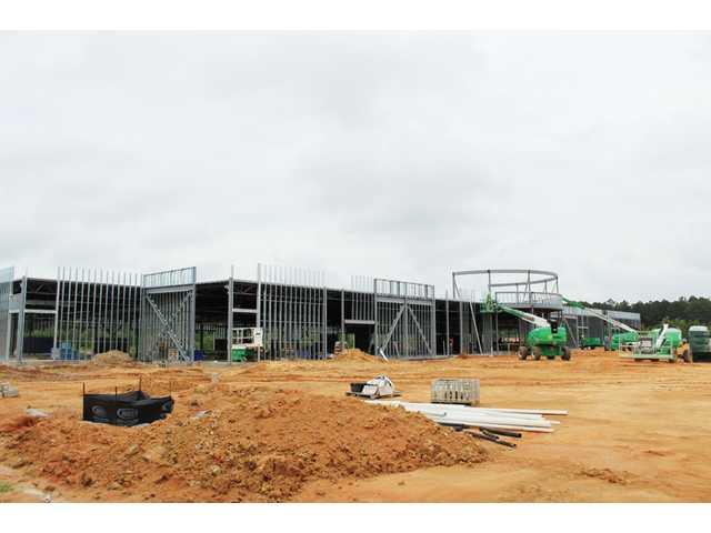 New CCTC building