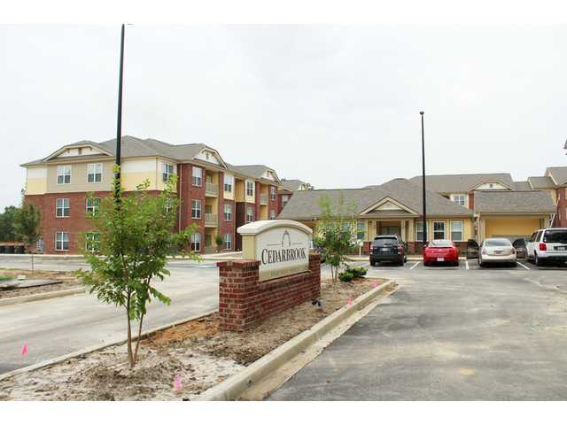 Cedarbrook Apartments now taking rental applications