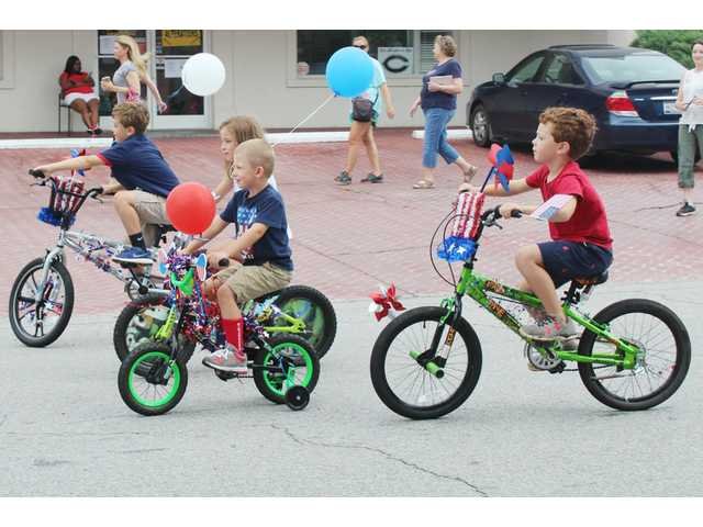 2nd annual Kids' Fourth of July Parade