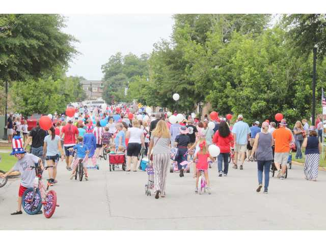 More from the 2nd Annual Kids' Fourth of July Parade