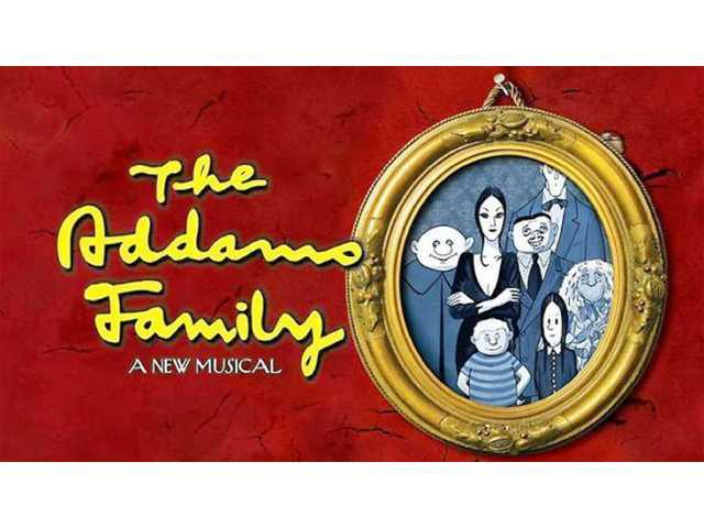 Auditions for The Addams Family are Aug. 20-21