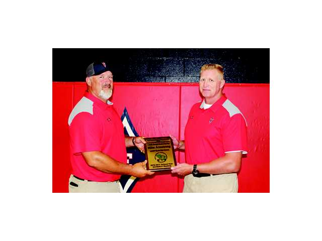 Armstrong named S.C. Strength Coach of the Year