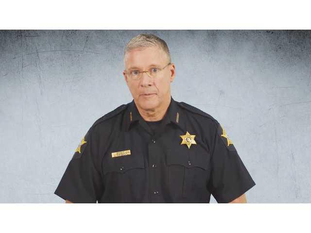 Matthews won't seek third term as sheriff