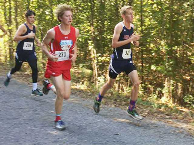 Campbell, Demons take second at Lancaster cross-country meet