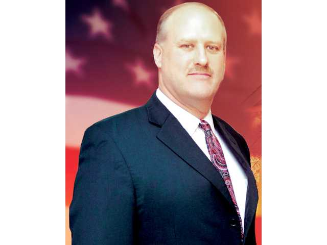 Tisdale running for sheriff in 2018