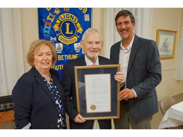 Bethune Lions celebrate 65 years of service