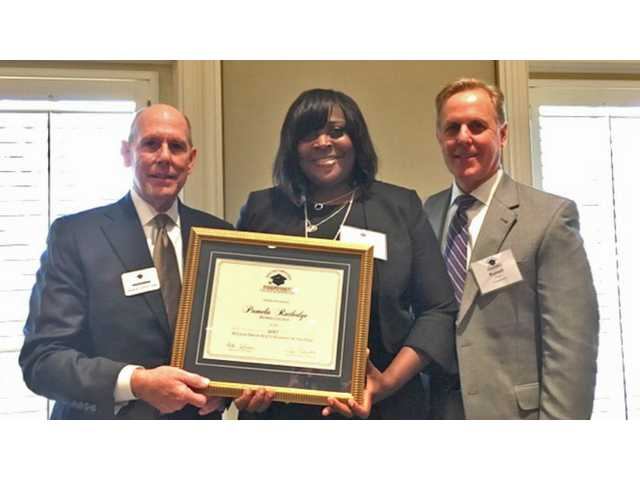 SCICU names Rutledge as Student of the Year