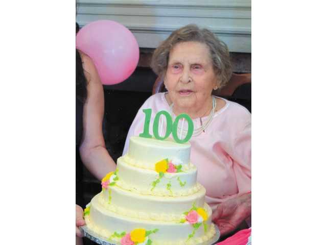 Happy 100th! birthday