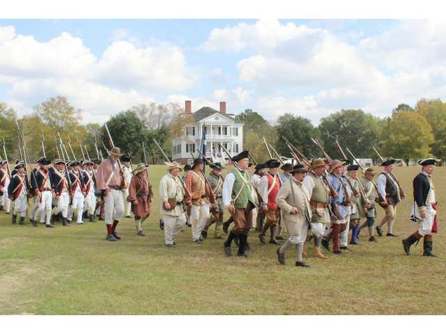 Revolutionary War Field Days