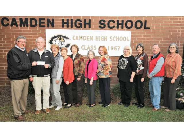 Giving back to Camden High