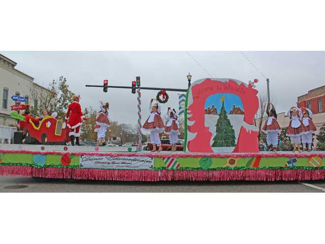 2017 Kershaw County Christmas Parade