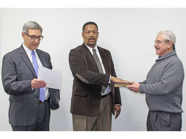 Smith, Halley are school board chair, vice chair