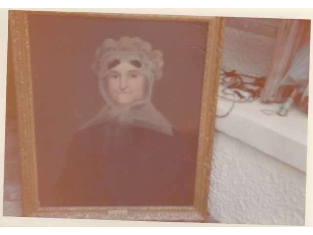 Column: Duncan and Mary 'Found in collection'
