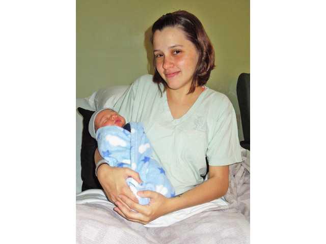 New Year's baby born at KershawHealth
