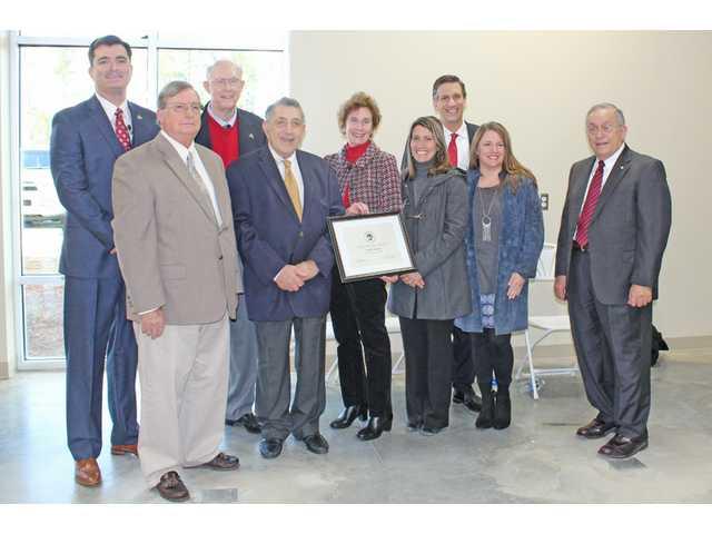 CCTC celebrates grand opening
