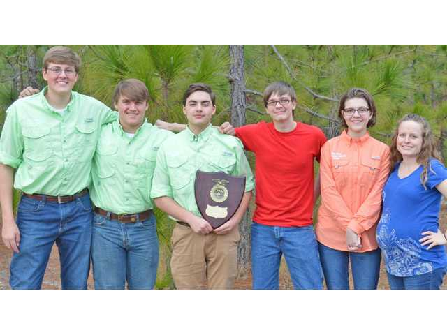 ATEC's FFA team wins 3rd place