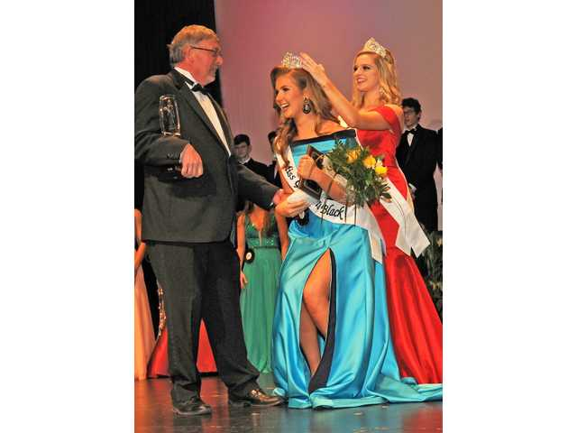 Miss/Junior Miss Gold and Black pageants