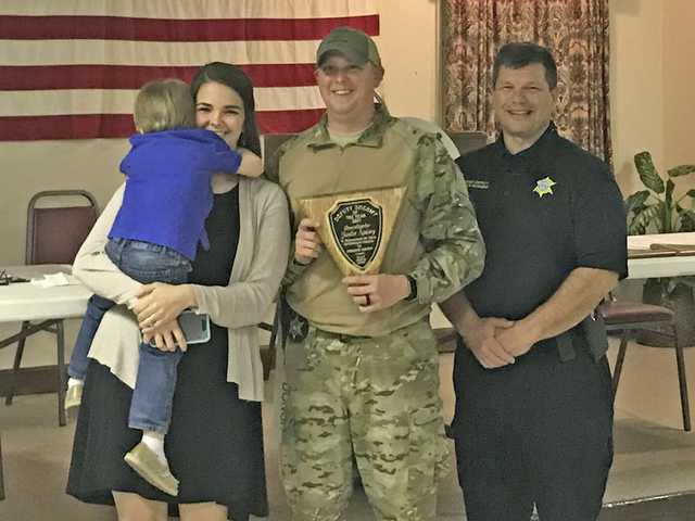 AL Post 17 names Kershaw County Deputy of the Year