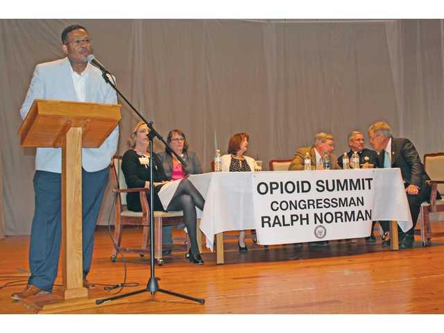JTC hosts opioid summit