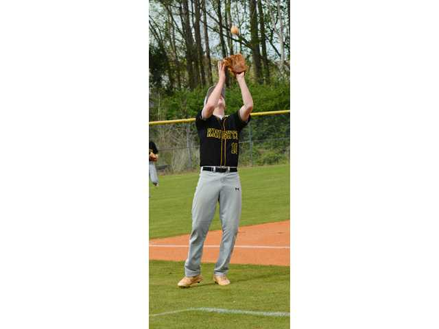 Late Knight rally comes up short