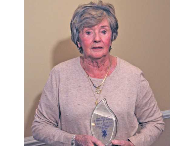 Gayle Breon celebrates 50 years of service at KershawHealth