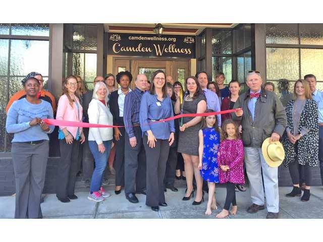 Open for business - Camden Wellness