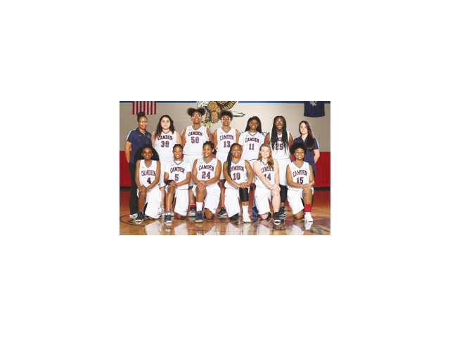 Camden Middle sweeps WRAC basketball championships