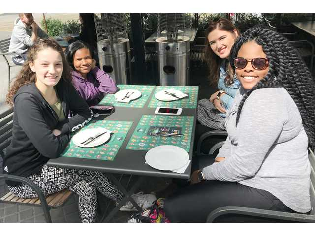 CHS students travel to Spain
