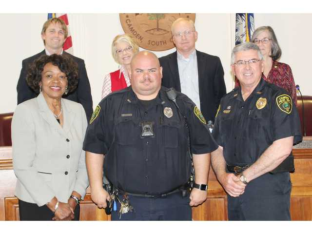 Police, wastewater departments win awards