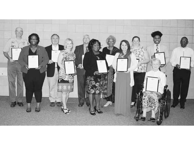 UWKC honors volunteers