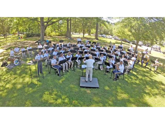 Camden Community Concert Band performs Sunday