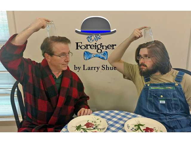Southern comedy 'The Foreigner' hits FAC stage
