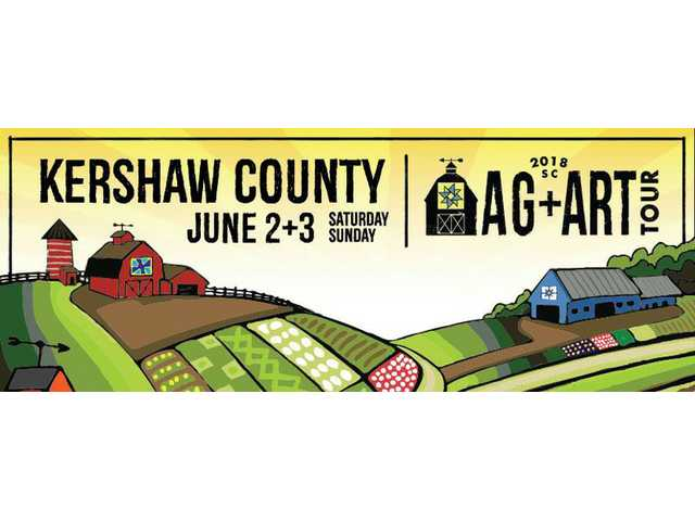 Kershaw County Ag+Art Tour returns June 2-3