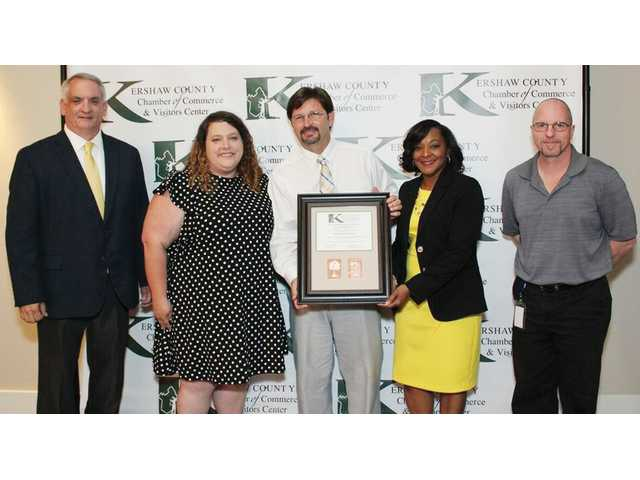 Pictures from the Kershaw County Chamber of Commerce Awards
