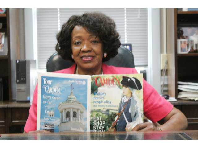 Camden's official city magazine published