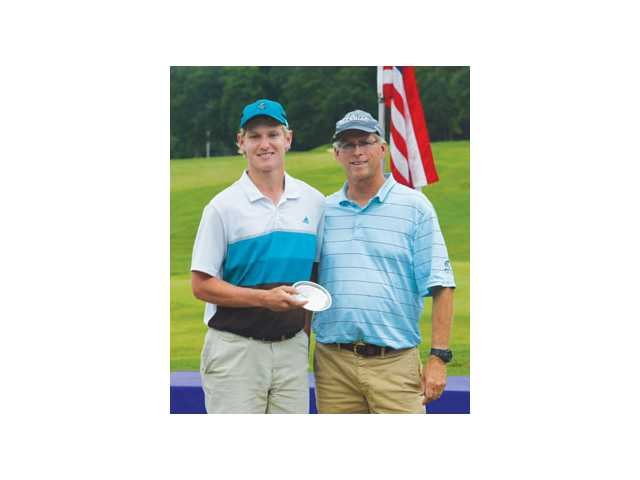 Oxendine sets tourney record in Creed Invitational victory
