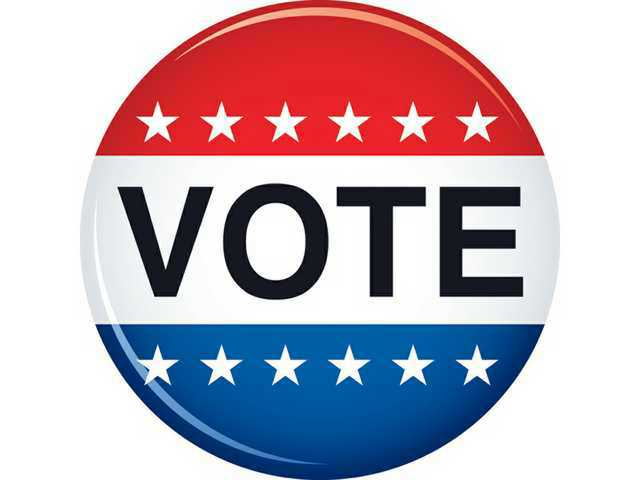 Polls open from 7 a.m. to 7 p.m. today