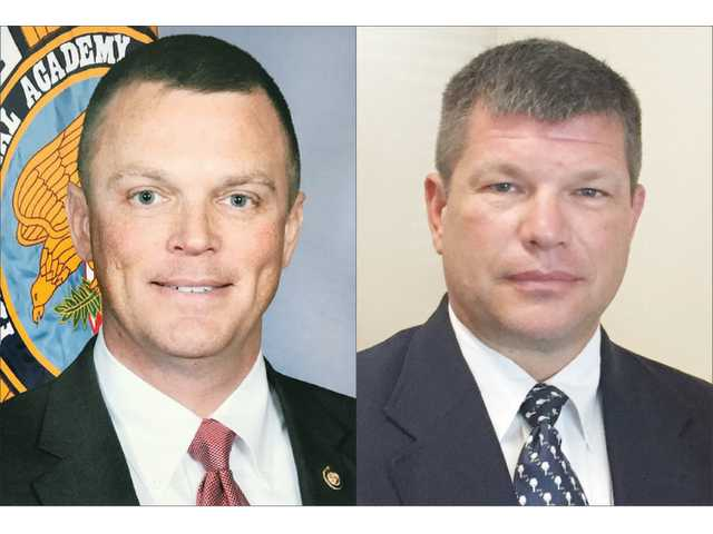 Boan, Rushing head to June 26 runoff for sheriff nomination