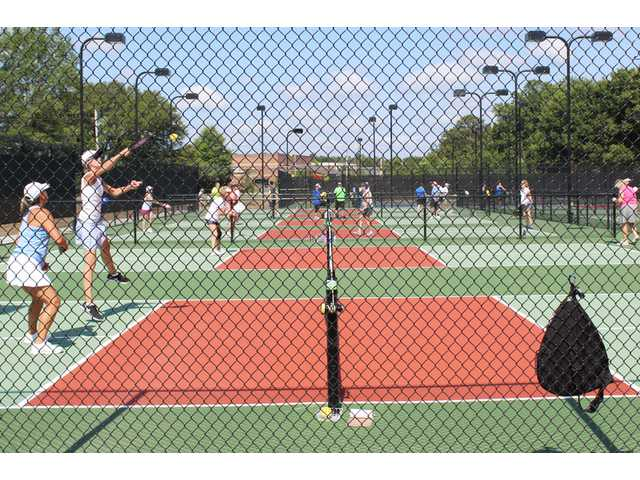 First-ever pickleball tournament deemed success